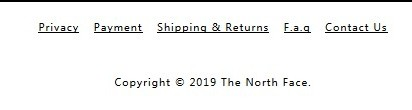 Norkz.com's copyright notice