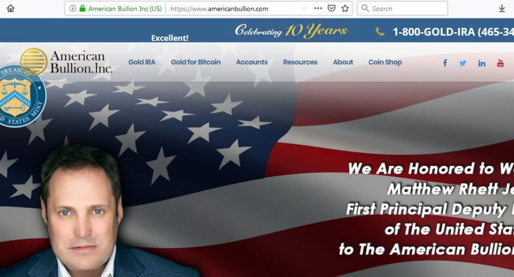 American Bullion's Main Page